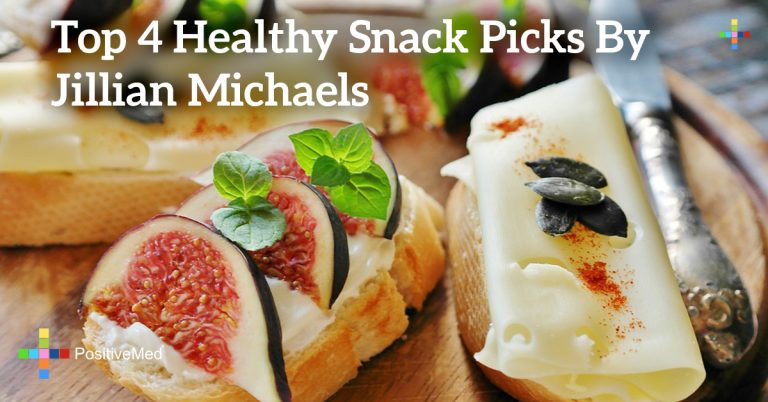 Top 4 healthy snack picks by Jillian Michaels