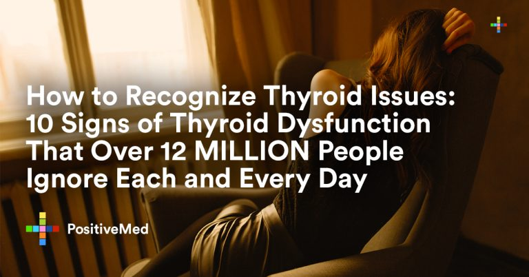 10 Signs of Thyroid Dysfunction People Usually Ignore