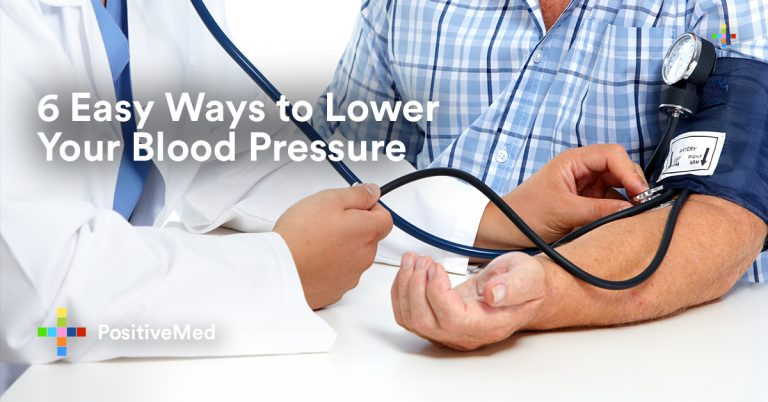6 Easy Ways to Lower Your Blood Pressure
