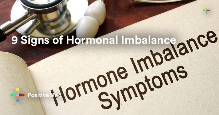 9 Signs of Hormonal Imbalance