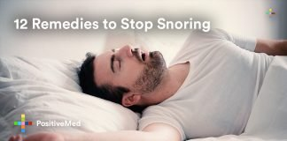 12 Remedies to Stop Snoring.
