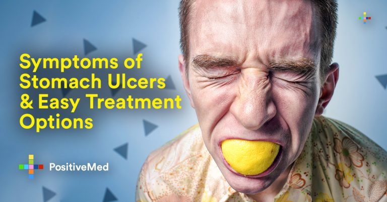 Symptoms of Stomach Ulcers & Easy Treatment Options