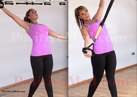 TRX Upper Body Workout Turns Your Body Weight Into A Workout Machine