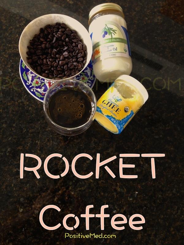 Rocket Coffee (Ghee Coffee)