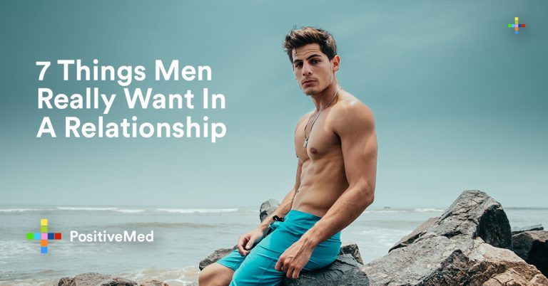 7 Things Men Really Want In A Relationship