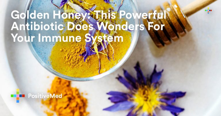 Golden Honey: This Powerful Antibiotic Does Wonders For Your Immune System