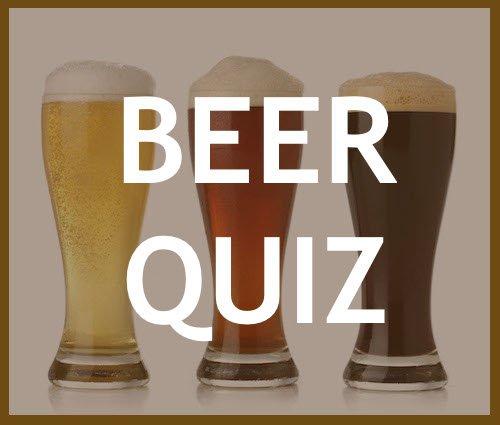 Beer Quiz: Test Your Beer Knowledge!