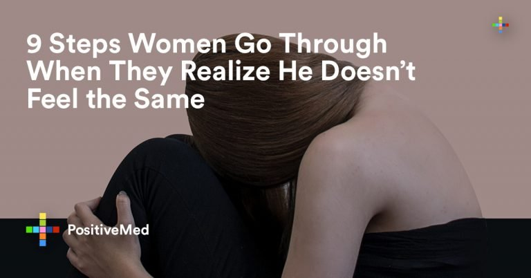 9 Steps Women Go Through When They Realize They Have Relationship Problems