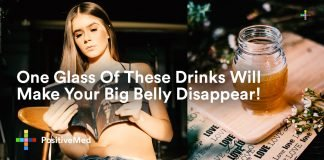 One Glass Of These Drinks Will Make Your Big Belly Disappear!