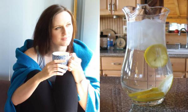 This Woman Drank Honey- Lemon Water Every Day For a Full Year. Here's What Happened