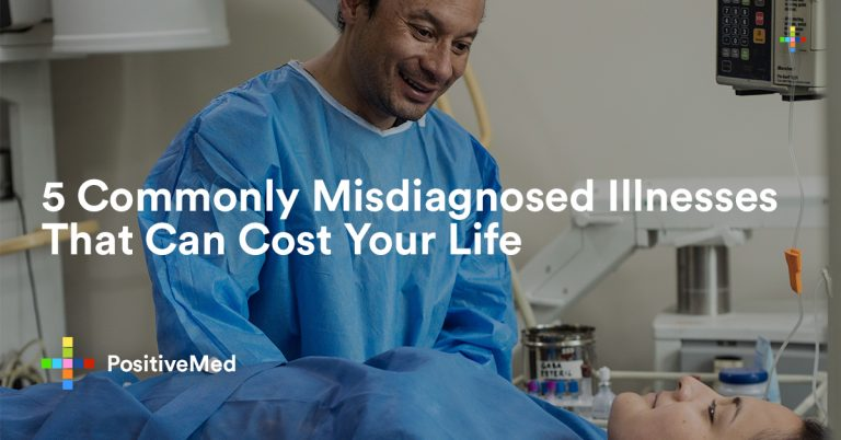 5 Commonly Misdiagnosed Illnesses That Can Cost Your Life
