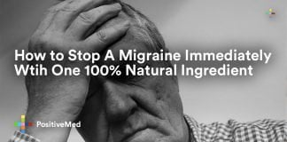 How to Stop A Migraine Immediately With One 100% Natural Ingredient.