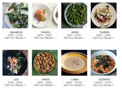 What You Should Be Eating, According To Your Zodiac Sign