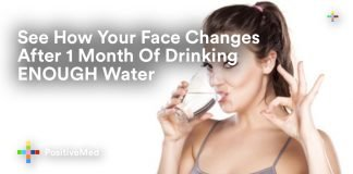 See How Your Face Changes After 1 Month Of Drinking ENOUGH Water.
