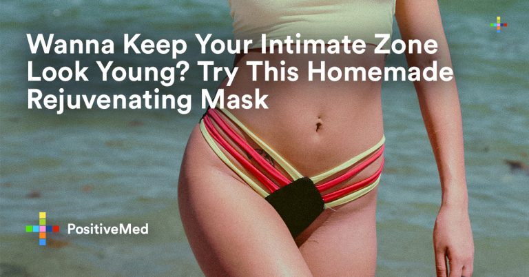 Wanna Keep Your Intimate Zone Look Young? Try This Homemade Rejuvenating Mask