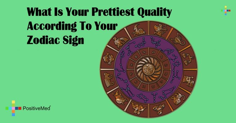 What Is Your Prettiest Quality According To Your Zodiac Sign