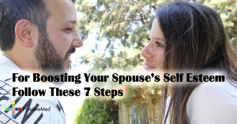 For Boosting Your Spouse's Self Esteem Follow These 7 Steps
