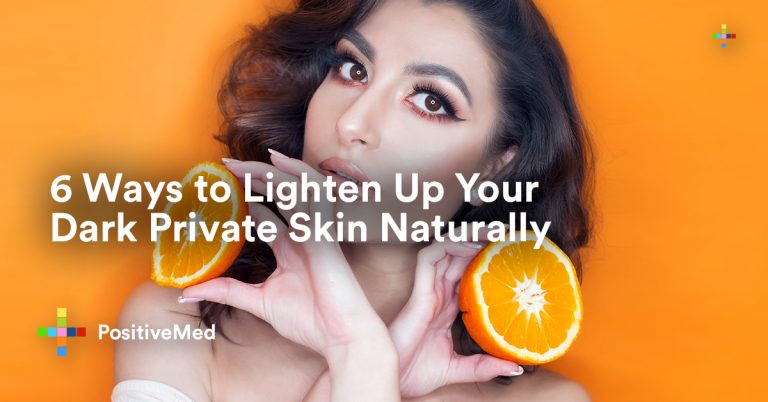 6 Ways to Lighten Up Your Dark Private Skin Naturally
