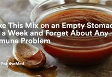 Take This Mix on an Empty Stomach for a Week and Forget About Any Immune Problem