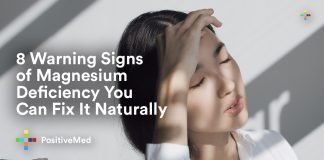 8 Warning Signs of Magnesium Deficiency You Can Fix It Naturally