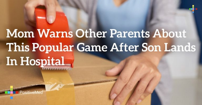 Mom Warns Other Parents About This Popular Game After Son Lands in Hospital