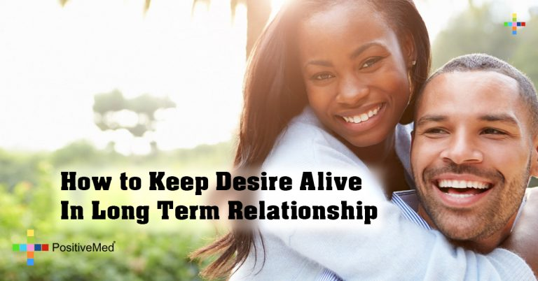 How to Keep Desire Alive In Long Term Relationship