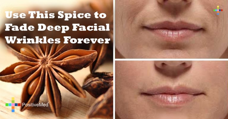 Use This Spice to Fade Deep Facial Wrinkles Forever
