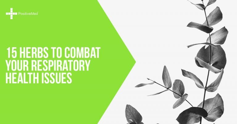 15 Herbs to Combat Your Respiratory Health Issues