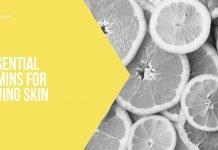 5 Essential Vitamins for Glowing Skin