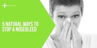 5 Natural Ways to Stop a Nosebleed