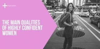 The Main Qualities of Highly Confident Women