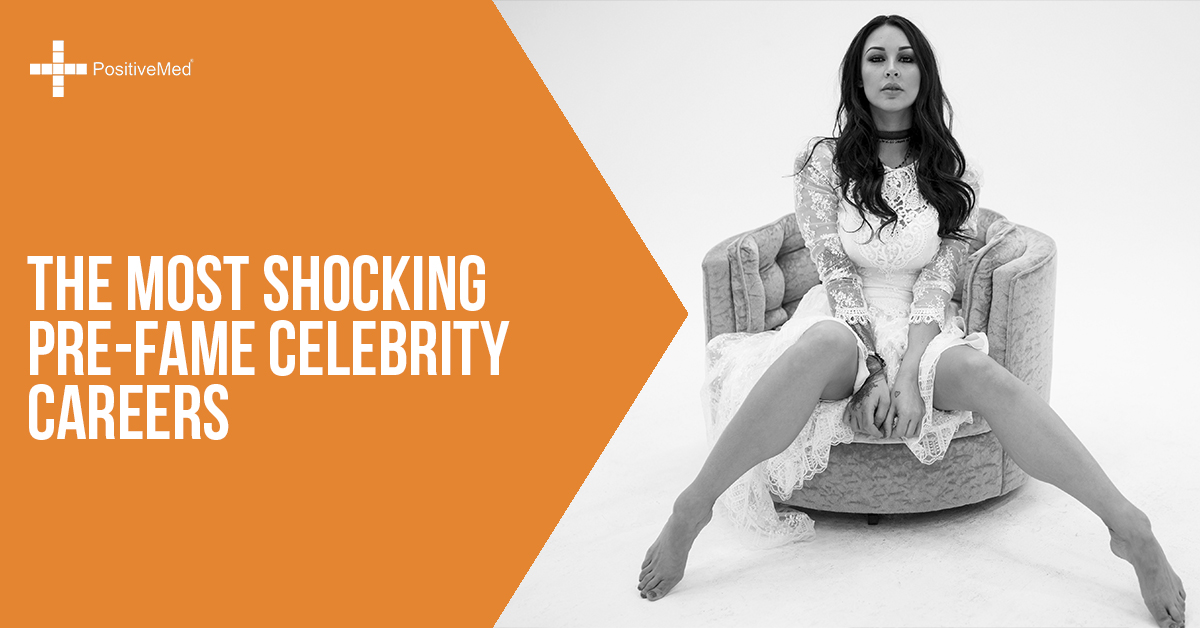 The Most Shocking Pre-Fame Celebrity Careers