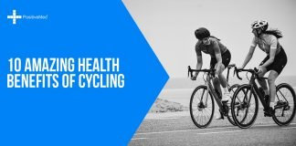10 Amazing Health Benefits of Cycling