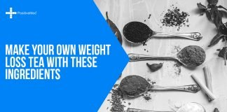 Make Your Own Weight Loss Tea With These Ingredients