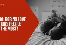 Rating Boring Love Positions People Love the Most!