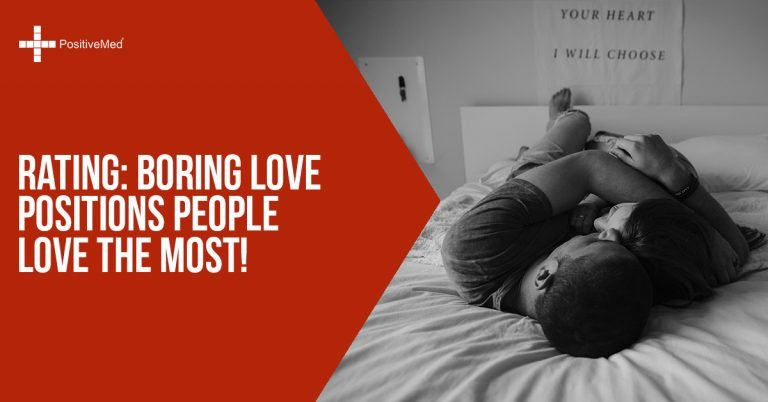 Rating: Boring Love Positions People Love the Most!