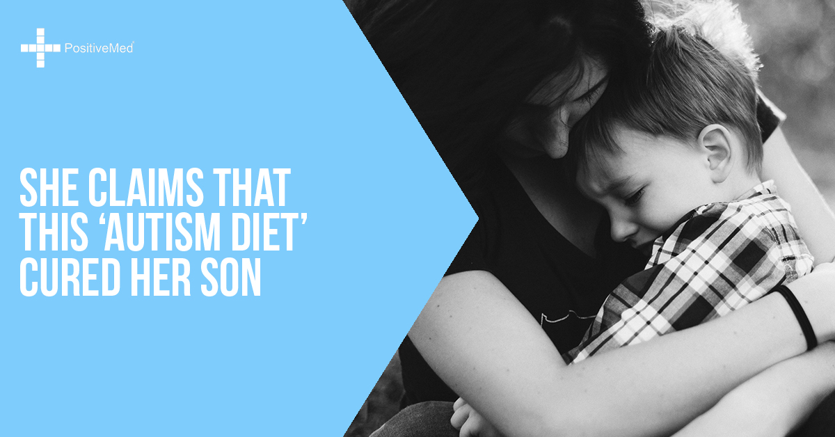 She Claims That This 'Autism Diet' Cured Her Son