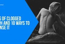 Signs of Clogged Lymph and 10 Ways to Cleanse It