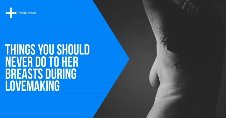 Things You Should Never Do to Her Breasts During Lovemaking