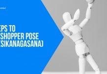 6 Steps to Grasshopper Pose (Maksikanagasana)