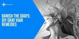 Banish the Grays DIY Gray Hair Remedies