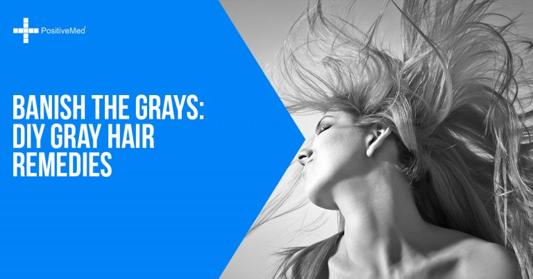 Banish the Grays: DIY Gray Hair Remedies