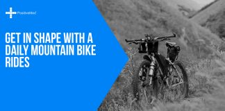 Get in Shape with a Daily Mountain Bike Rides