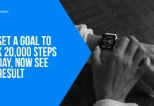 She Set a Goal to Walk 20,000 Steps Per Day, Now See the Result