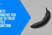 The Best Alternative for Viagra to Treat Erectile Dysfunction