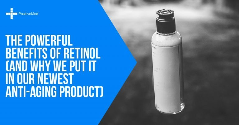 The Powerful Benefits of Retinol (and Why We Put It in Our Newest Anti-Aging Product)