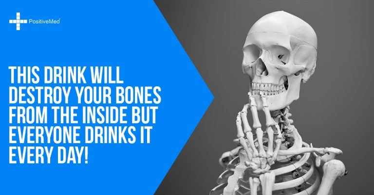 This Drink Will Destroy Your Bones From the Inside But Everyone Drinks It Every Day!