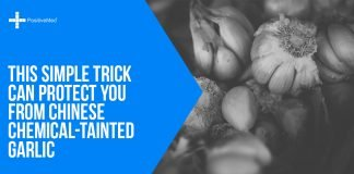 This Simple Trick Can Protect You from Chinese Chemical-Tainted Garlic