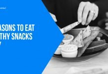 5 Reasons to Eat Healthy Snacks Daily