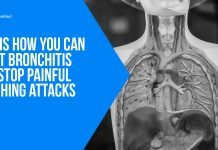 This is How You Can Treat Bronchitis and STOP Painful Coughing Attacks.